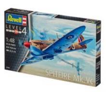 """Сборная модель """"Истребитель Spitfire Mk.Vc"""", Revell (Ревелл)"""