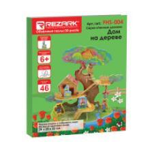 "Пазл 3D REZARK ""Дом на дереве"", арт. FHS-004, REZARK"