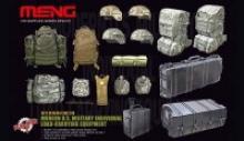 """Сборная модель Meng """"Снаряжение"""", 1:35, арт. SPS-015, MENG"""