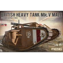 """Сборная модель Meng """"Танк"""", 1:35, арт. TS-020, MENG"""