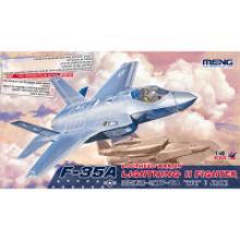 """Сборная модель Meng """"Самолёт"""", 1:48, арт. LS-007, MENG"""