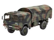 Высокомобильный внедорожник LKW 5t.mil gl (4x4 Truck), Revell (Ревелл)