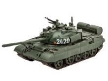 Танк T-55AM/T-55AM2B, Revell (Ревелл)