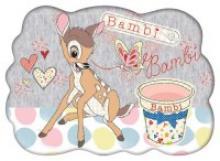 """Настольное покрытие для лепки """"Bambie"""", 15x21 см, Disney (Дисней)"""