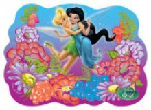 """Настольное покрытие для лепки """"Феи"""", 15x21 см, Disney (Дисней)"""