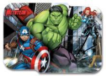 """Настольное покрытие для лепки """"Мстители"""", 15x20 см, Marvel"""