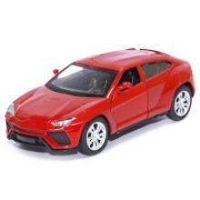 Модель машины металлическая, инерционная, 1:32, цвет красный, Hoffmann, 49491