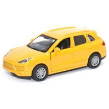 Машина металлическая, инерционная, 1:32, цвет желтый, Hoffmann