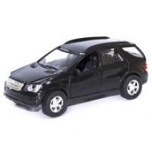 Машина металлическая, инерционная, 1:32, цвет черный, Hoffmann