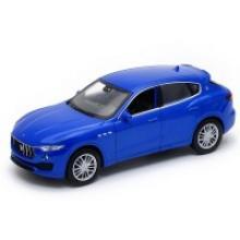 "Модель машины ""Maserati Levante"", Welly"