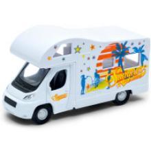 """Модель машины """"Camper Van"""", Welly"""