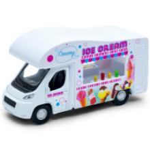 """Модель машины """"Ice cream Van"""", Welly"""