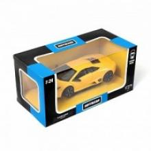 "Машина металлическая ""Lamborghini Reventon"", 1:24, желтая, Hoffmann"