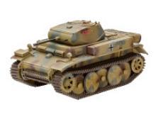 """Сборная модель """"Немецкий лёгкий танк Pz.Kpfw. II"""", Revell (Ревелл)"""