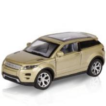 """Металлическая инерционная машинка Handers """"Land Rover"""", 1:32, со световыми и звуковыми эффектами, Handers"""