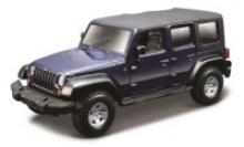 """Машинка металлическая """"Jeep"""", арт. 18-43000(4), Bburago (Ббураго)"""