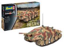 """Сборная модель """"Истребитель танков Jagdpanzer 38 t"""", Revell (Ревелл)"""