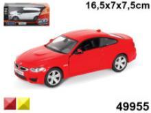 "Машинка ""BMW M4 Coupe"", Autotime"