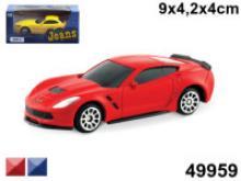 """Машинка """"Chevrolet corvette c7"""", 1:60, Autotime 49959"""