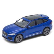 """Модель машины """"Jaguar F-Pace"""", 18 см, Welly"""
