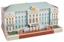"""Сборная модель из картона """"Екатерининский дворец"""", Умная бумага"""