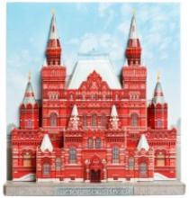 """Сборная модель из картона """"Исторический музей"""", Умная бумага"""