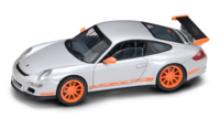 Модель автомобиля Porsche 997 GT3 RS, масштаб 1:43, Yat Ming