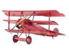 """Набор """"Самолет триплан истребитель Fokker Dr. I"""", Revell (Ревелл)"""