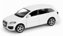"""Коллекционная металлическая модель """"Audi Q7 V12"""", IDEAL 002064"""
