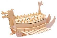 """Сборная деревянная модель """"Корабль-Черепаха"""", Мир деревянных игрушек (МДИ) П131"""