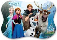 """Коврик для лепки """"Frozen"""", 15x20 см, Disney (Дисней) 4254660"""