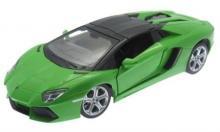 """Коллекционная металлическая модель """"Lamborghini Aventador LP700-4 Roadster"""", IDEAL 118134"""