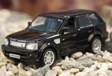 """Коллекционная металлическая модель автомобиля """"Land Rover Sport"""", IDEAL 019064"""
