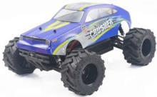 Радиоуправляемая модель Монстра Crasher 4WD RTR 1:18 (б/к система) влагозащита +Li-Po, Himoto E18MCL