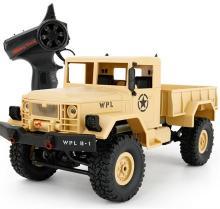 Радиоуправляемая модель Краулера Military Truck M923 4WD RTR 1:16, Aosenma WPLB-14