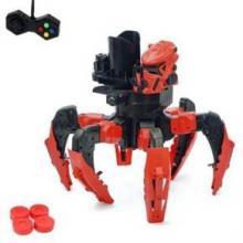 Радиоуправляемый боевой робот-паук Keye Toys Space Warrior (диски), Keye Toys KY9005-1