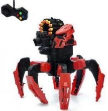 Радиоуправляемый боевой робот-паук Space Warrior с лазерным прицелом (ракеты) 2.4GHz, Keye Toys KY9006-1