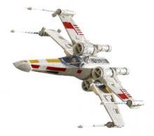 """Сборная модель истребителя крестокрыла """"X-wing Fighter"""" из Звёздных воин (Star Wars), Revell (Ревелл) 6690"""
