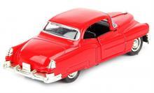 """Машина металлическая, коллекционная, инерционная """"Retro Prestige"""", красный - для примера - вид сзади, Hoffmann 61226"""
