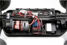 Радиоуправляемая модель Монстра Bowie 4WD RTR 1:10 влагозащита, шасси, Himoto E10MT