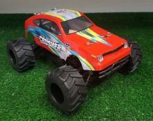Радиоуправляемая модель Монстра Crasher 4WD RTR 1:18 влагозащита, другой корпус, Himoto E18MC