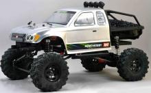 Радиоуправляемая модель для Трофи-Триала Trial Rigs Truck 4WD RTR 1:10, вид сбоку, Remo Hobby RH1093-ST