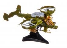 Сборная пластиковая модель вертолёта №3, в собранном виде, Бондибон ВВ2541