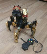Взять на прокат радиоуправляемую модель робота-паука, стреляющего мягкими ракетами в Новосибирске