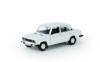 Модель автомобиля ВАЗ-2106, белая, масштаб 1:22, Автопанорама
